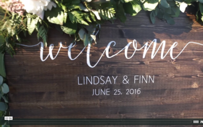 Lindsay and Finn's Mountain Top Inn Wedding Video