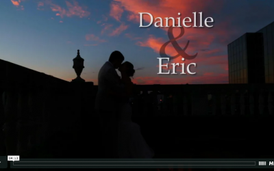 Danielle & Eric's Franklin Plaza Wedding Video