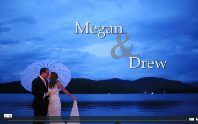 Megan & Drew's Whiteface Club Wedding Video