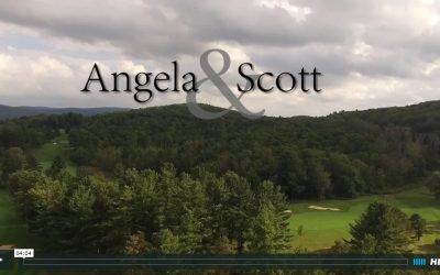 Angela & Scott's Country Club of Pittsfield Wedding Video