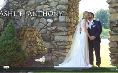 Ashlie & Anthony's Old Daley Inn Wedding Video