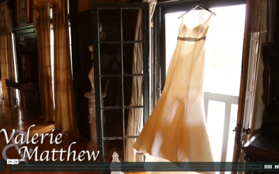 Val & Matt's Mansion at Cedar Hill Wedding Video