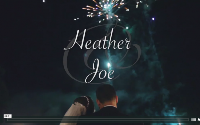 Heather & Joe's Glen Sanders Mansion Wedding Video