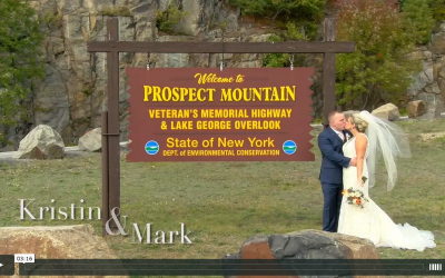 Kristin & Mark's Lake George Cruise Wedding Video