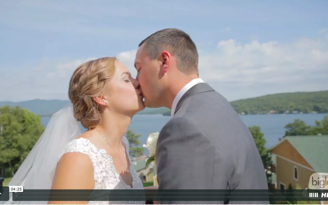 Laura & Eric's Inn at Erlowest Wedding Video