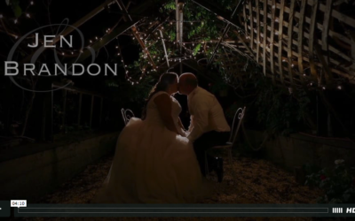Jen & Brandon's Appel Inn Wedding Video