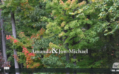 Amanda & Jon-Michael's Hall of Springs Wedding Video