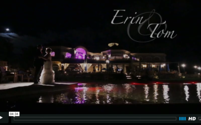 Erin & Tom's Saratoga National Wedding Video