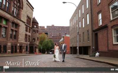 Marie & Derek's Kiernan Plaza Wedding Video