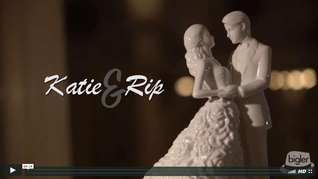 Katie & Rob's Canfield Casino Wedding Video