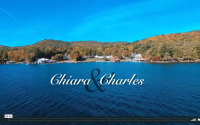 Chiara & Charle's Lake George Wedding Video