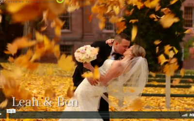 Leah & Ben's 90 State Street Wedding Video