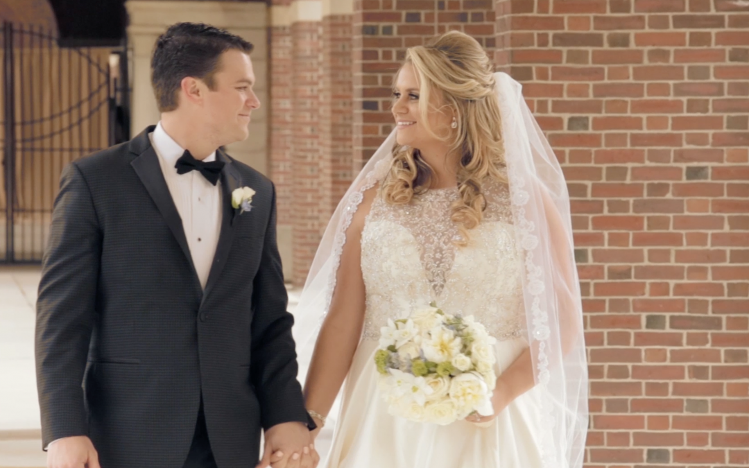 Stephanie & Zach's Hall of Springs Teaser Wedding Video
