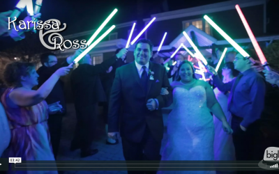 Karissa & Ross' Old Daley Inn Wedding Video