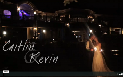 Caitlin & Kevin's Saratoga National Wedding Video