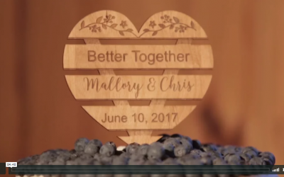 Mallory & Chris's Oak Hill Wedding Video