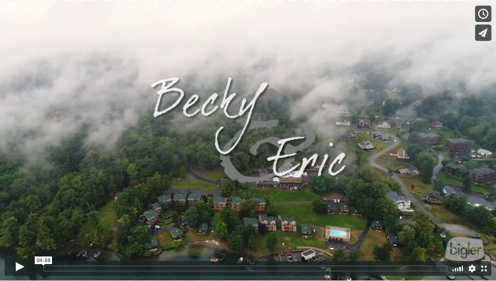 Becky & Eric's Erlowest Same Day Edit – this is hilarious!