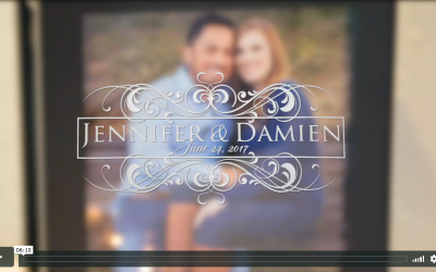 Jennifer & Damien's Glen Sanders Wedding Video