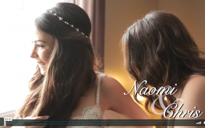 Naomi and Chris's Glen Sanders Wedding Video