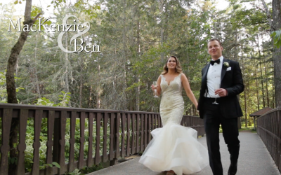 MacKenzie and Ben's Hall of Springs Wedding