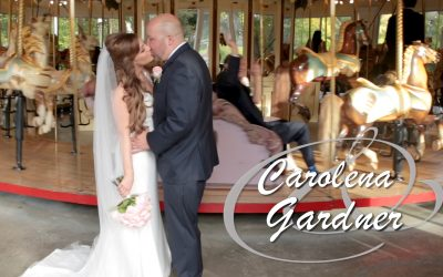 Carolena and Gardner's Canfield Casino Wedding