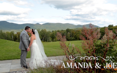 Amanda & Joe's Mountain Top Inn Wedding