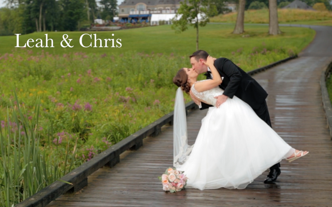 Leah and Christopher's Saratoga National Wedding Video
