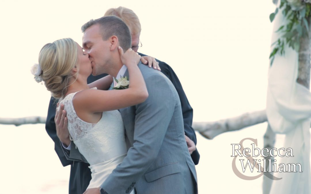 Rebecca and William's Inn at Erlowest Wedding Video