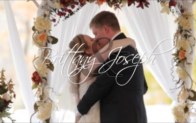 Brittany and Joseph's Saratoga National Wedding Video