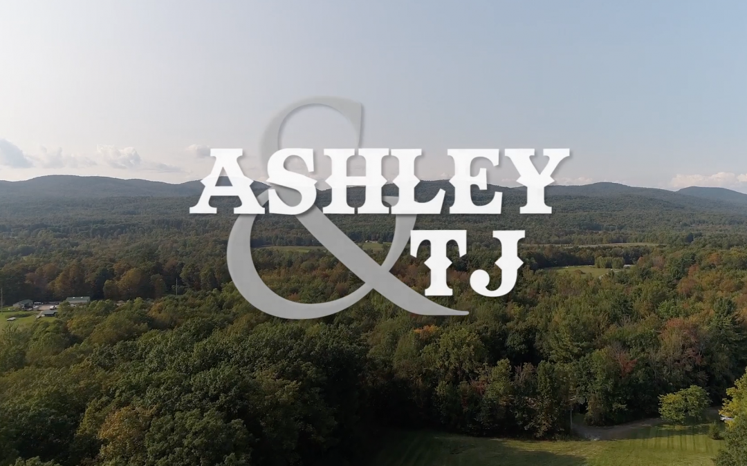 Ashley and TJ's Private Estate Wedding
