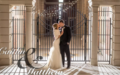 Caitlin and Matthew's Hall of Springs Wedding Video