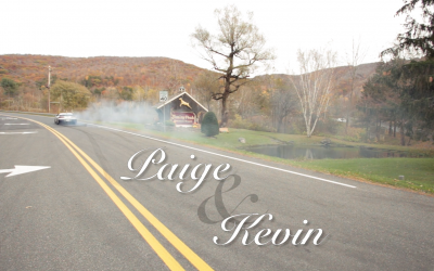Paige and Kevin's Jiminy Peak Wedding Video