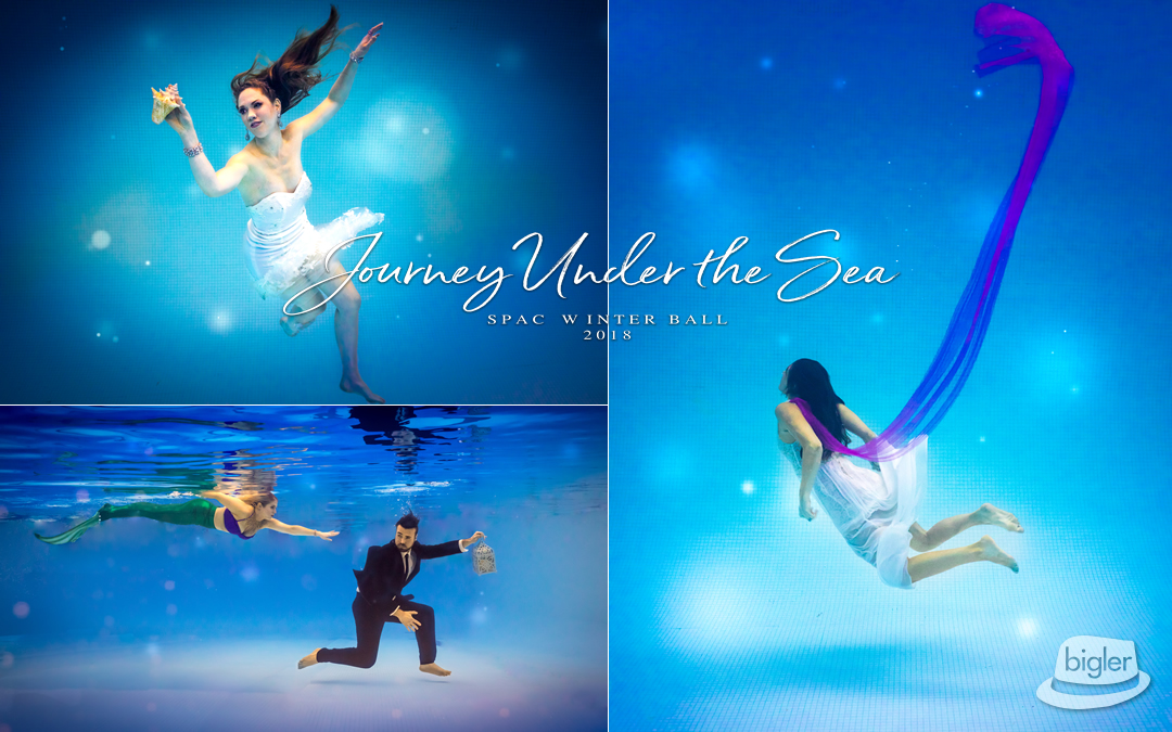 "SPAC Winter Ball ""Journey Under the Sea"""