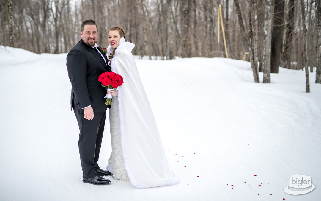 Lelia & Garron's Windham Mountain Wedding