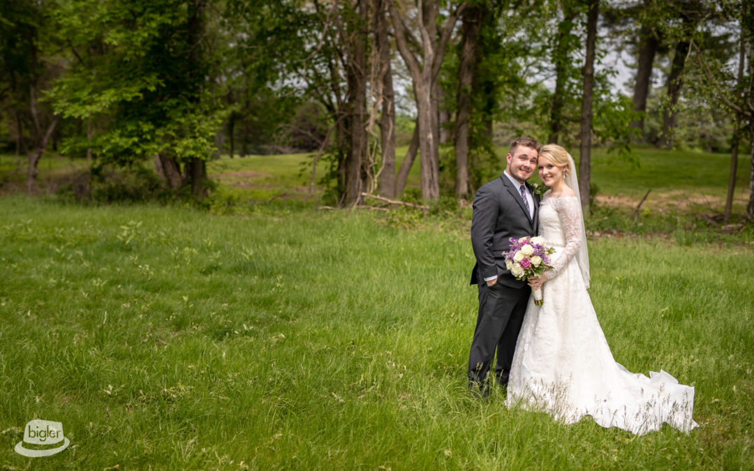 Kelsey & Andrew's Normanside Country Club Wedding Photos