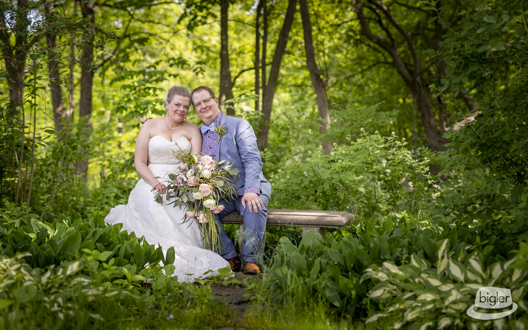 Bev and Josh's Altamont Manor Wedding