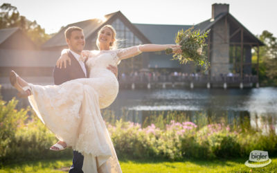 Katherine and Eric's Central New York Wedding Photo and Video