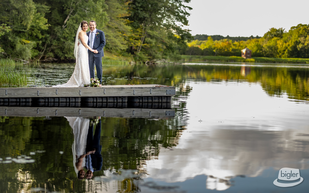 Jess and Aram's Greywacke Meadows Wedding Photos