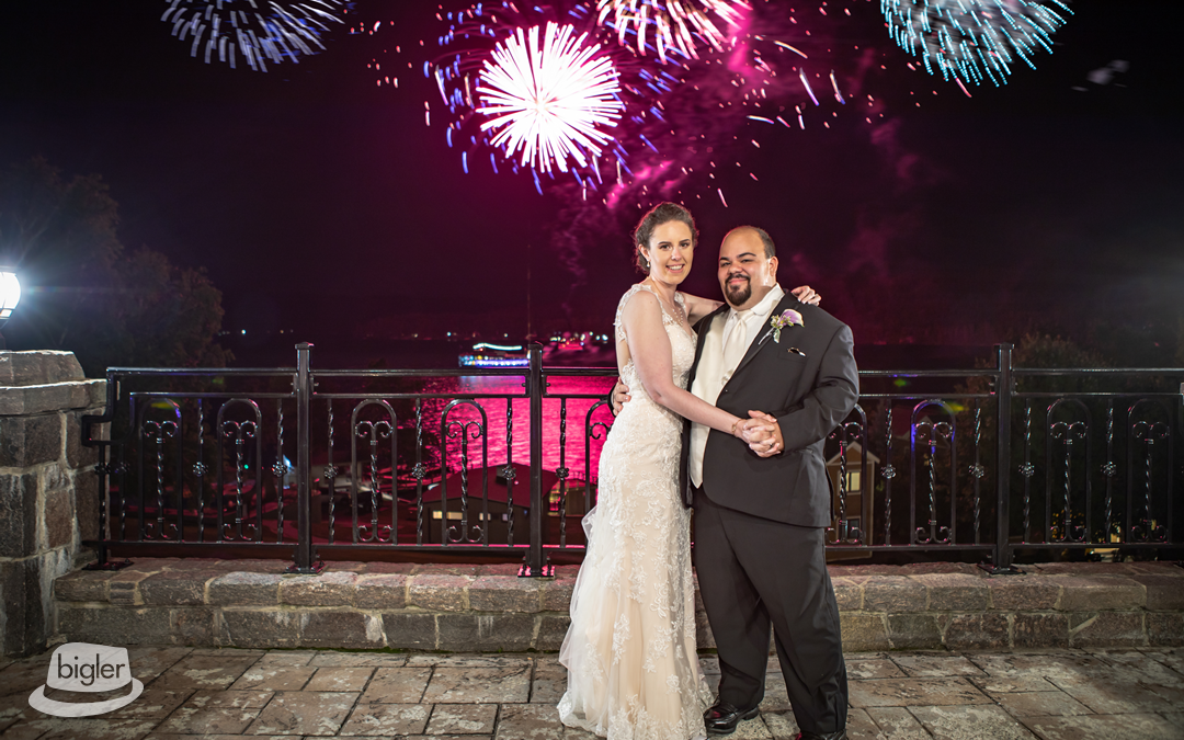 Maria & Joshua's Inn at Erlowest Wedding Photos & Video