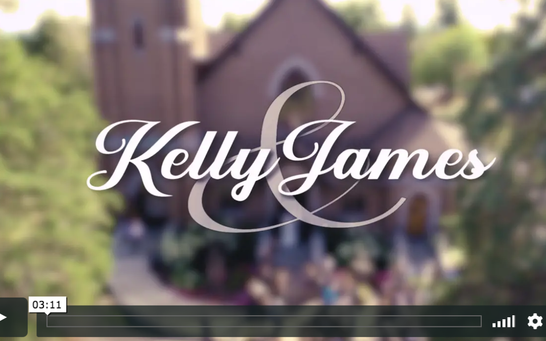 Kelly & James' Lake Placid Club Wedding Photo and Video