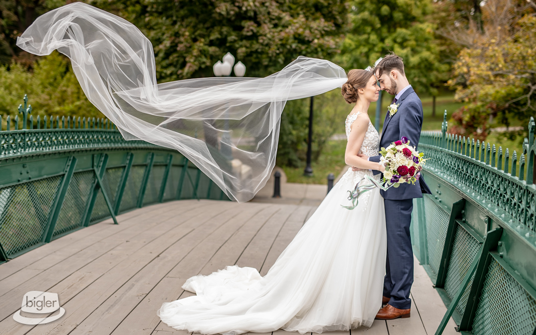 Michelle & Evan's Kiernan Plaza Wedding Photos & Video