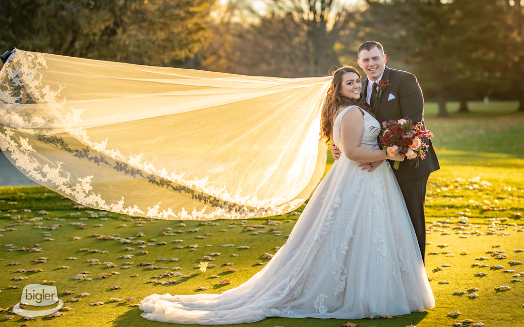 Amanda and Michael's Albany Country Club Wedding Photos