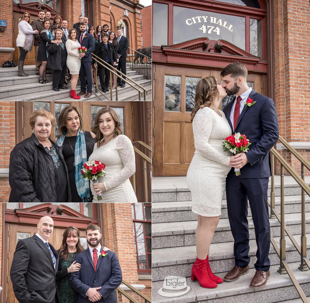 20180214 07 Saratoga Courthouse Wedding