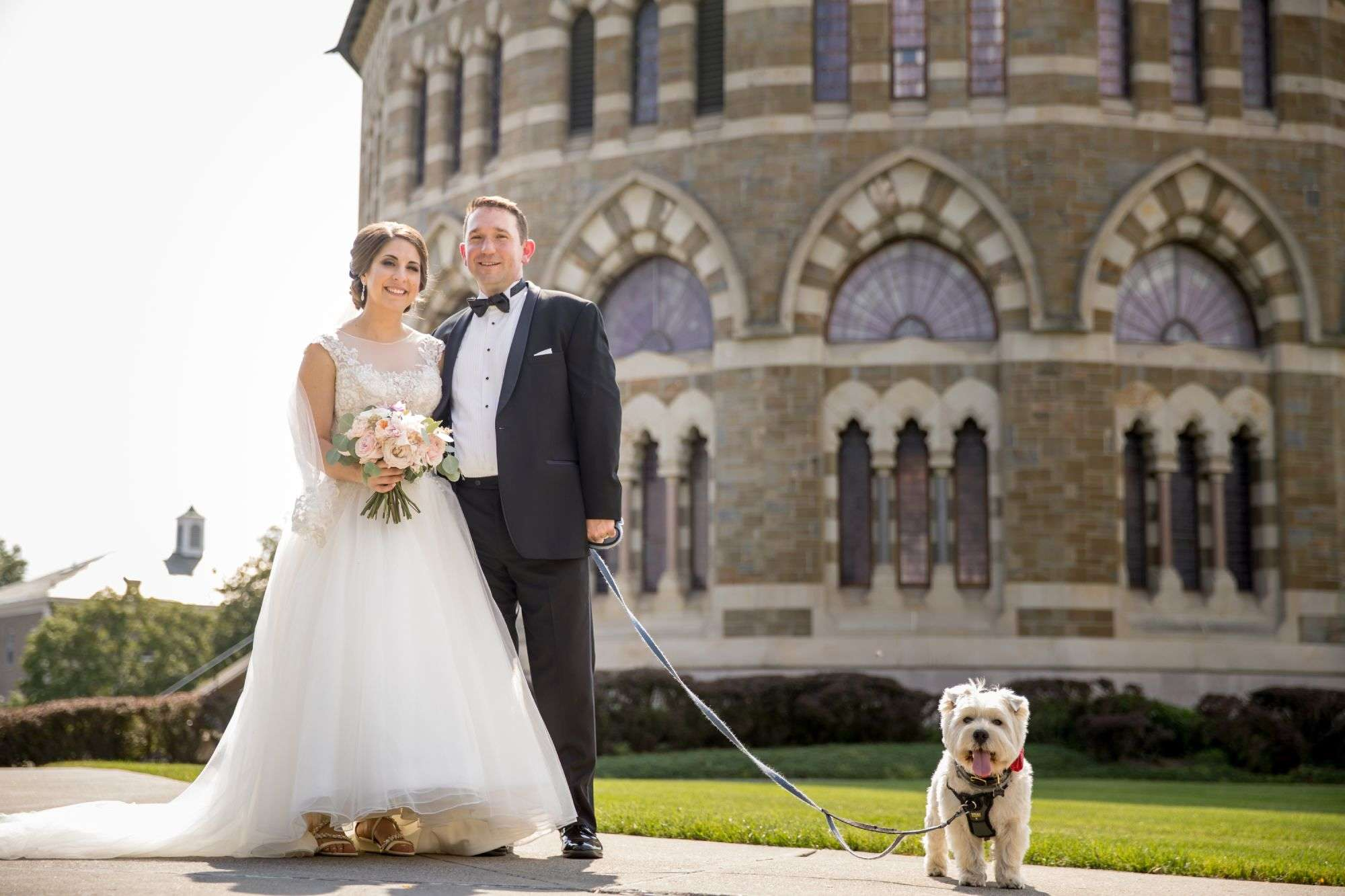 Film and Wedding Photos