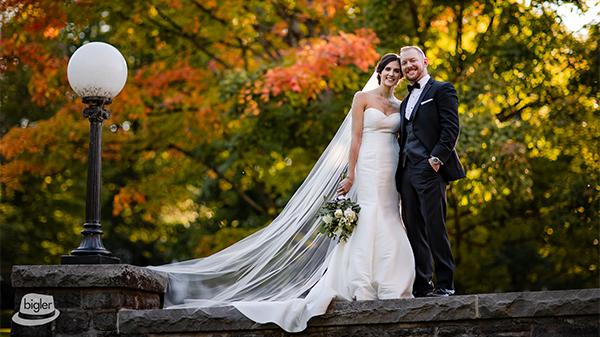 Otesaga Wedding Photo